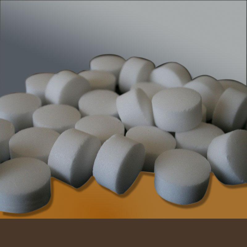 Enthärtungsanlage-Regeneriersalz-Tabletten