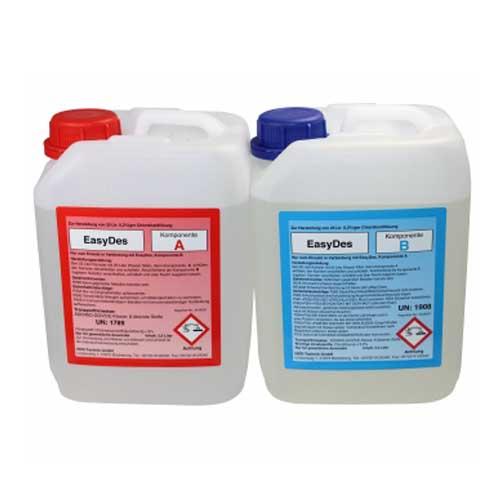 asyDes-Dosiermittel-Trinkwasserdesinfektion