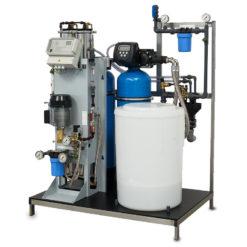 Umkehrosmose VE-Wasser Autowaschanlagen