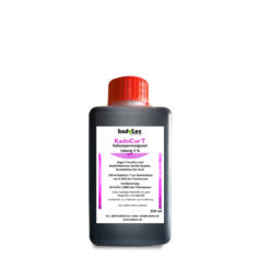 Kaliumpermanganat Lösung 250 ml Koi Teich Karpfen