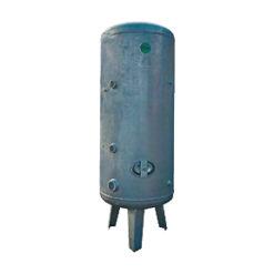 Druckbehälter verzink nach DIN 4810